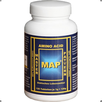 MAP - Master Amino Acid Pattern (das Original)