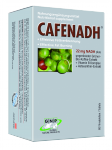 CaféNADH® NADH + Morina citrifolia + Grüner-Kaffee-Extrakt + Astaxanthin + Vitamin B