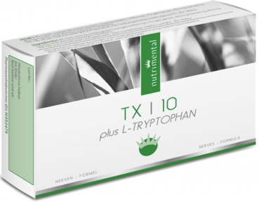 TX¦10 {45 sublinguale Lutschtabletten à 20 mg NADH + Tryptophan}