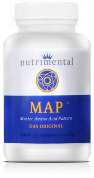 MAP - Master Amino Acid Pattern (Nutrimental Edition)